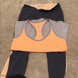 Cute gym outfit!